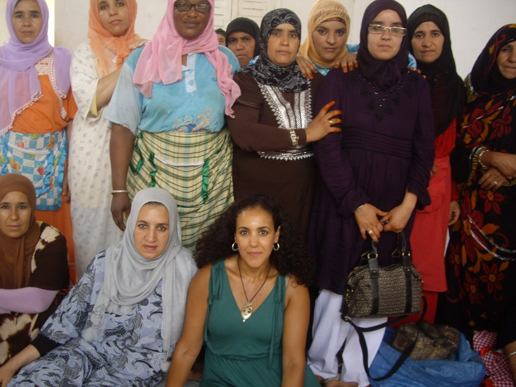 Women Cooperative in Arazane, Morocco