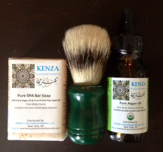 Men Natural Shaving Kit