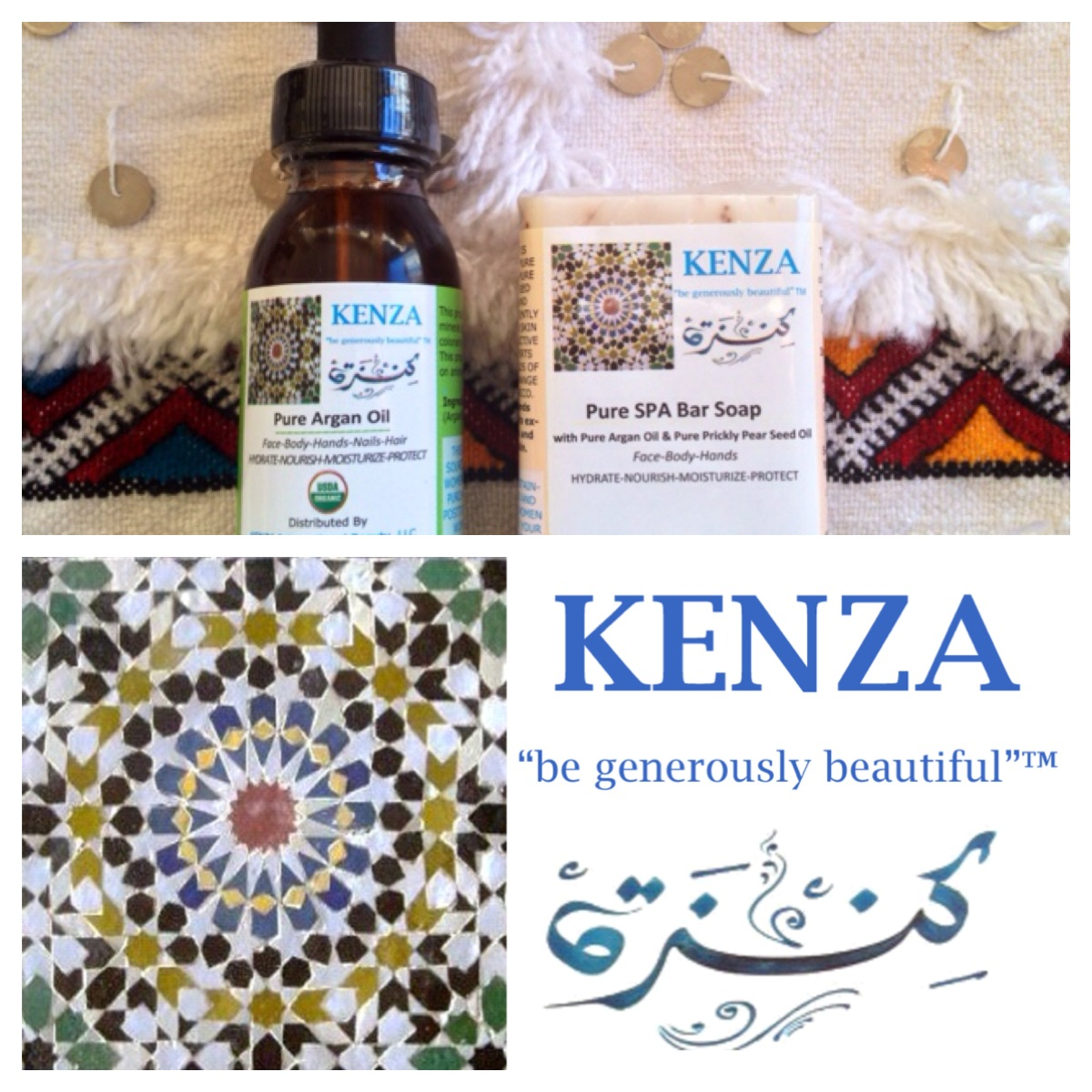 KENZA International Beauty