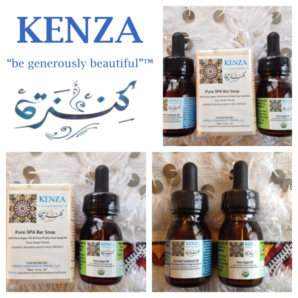 KENZA International Beauty Gifts Ideas