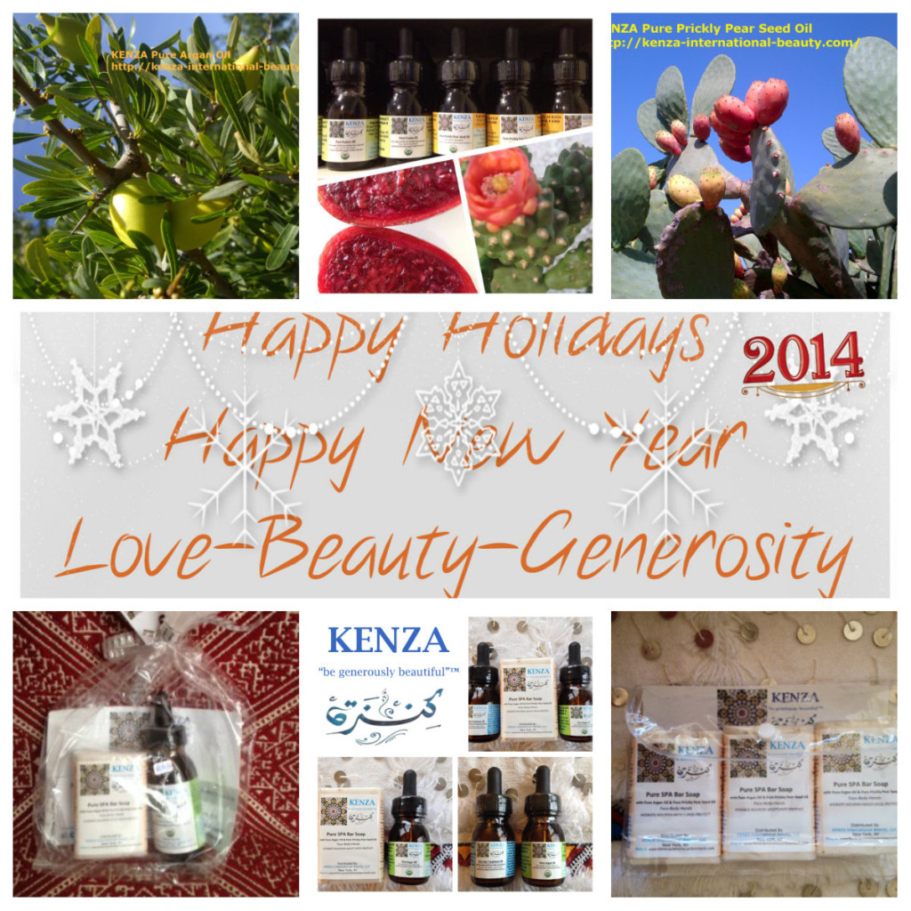 "New Year, New  You! -KENZA ""be generously beautiful""™"