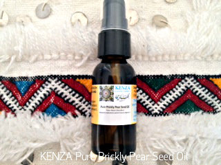 KENZA Pure Prickly Pear Seed Oil New