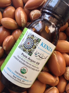 KENZA Pure Argan oil 100% Pure - USDA Organic