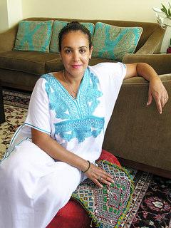 Khadija Fajry picture by Nina Roberts