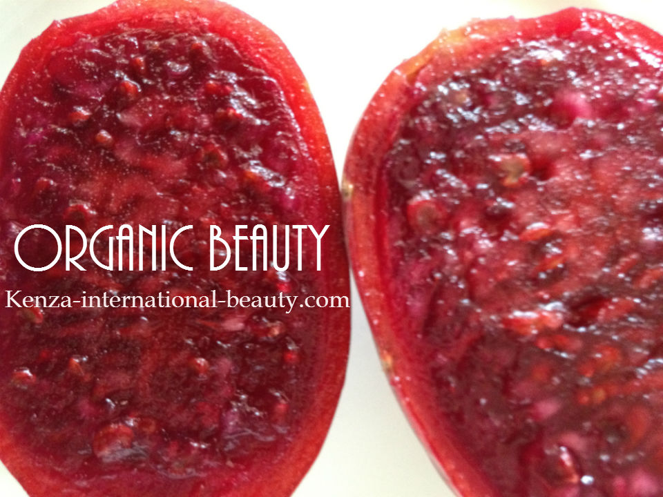 Organic Beauty: KENZA Pure Prickly Pear Seed Oil