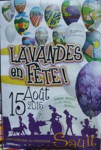Festival de la Lavande - Sault, France