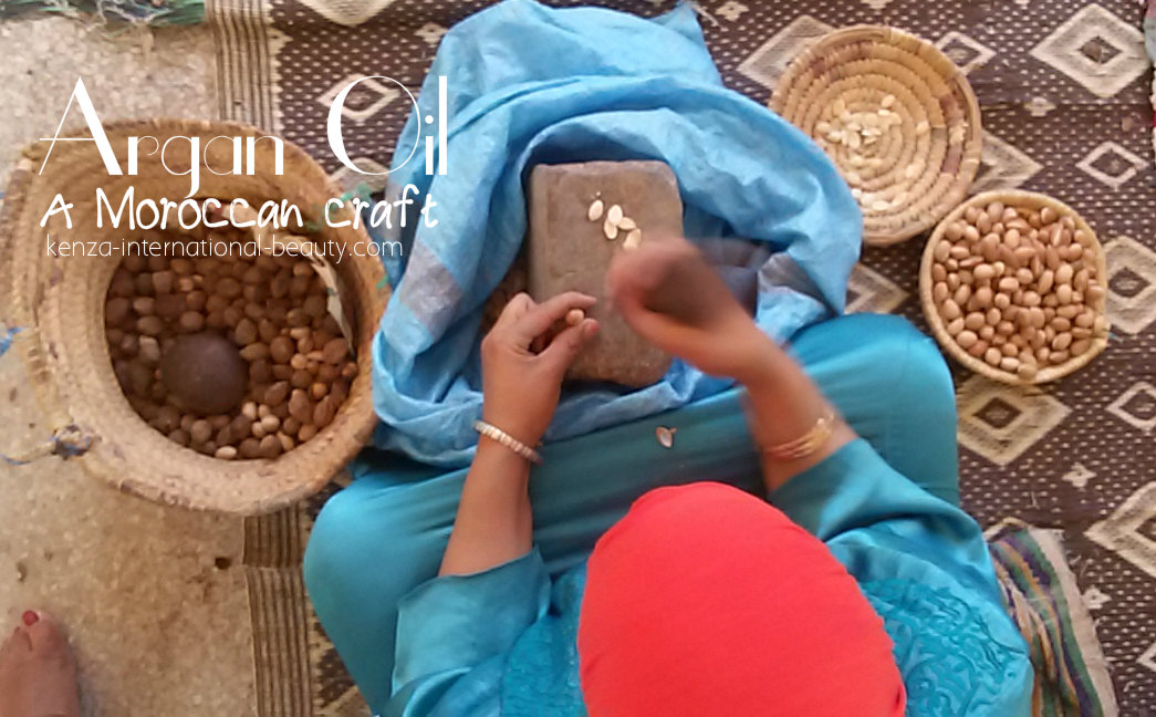Argan Oil: A Moroccan Craft