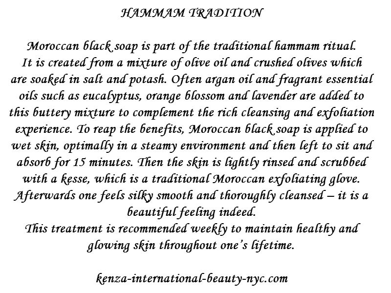 Hammam tradition