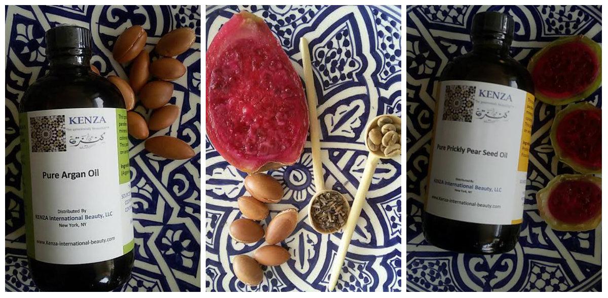 Moroccan Argan & Prickly Pear Seed Oil