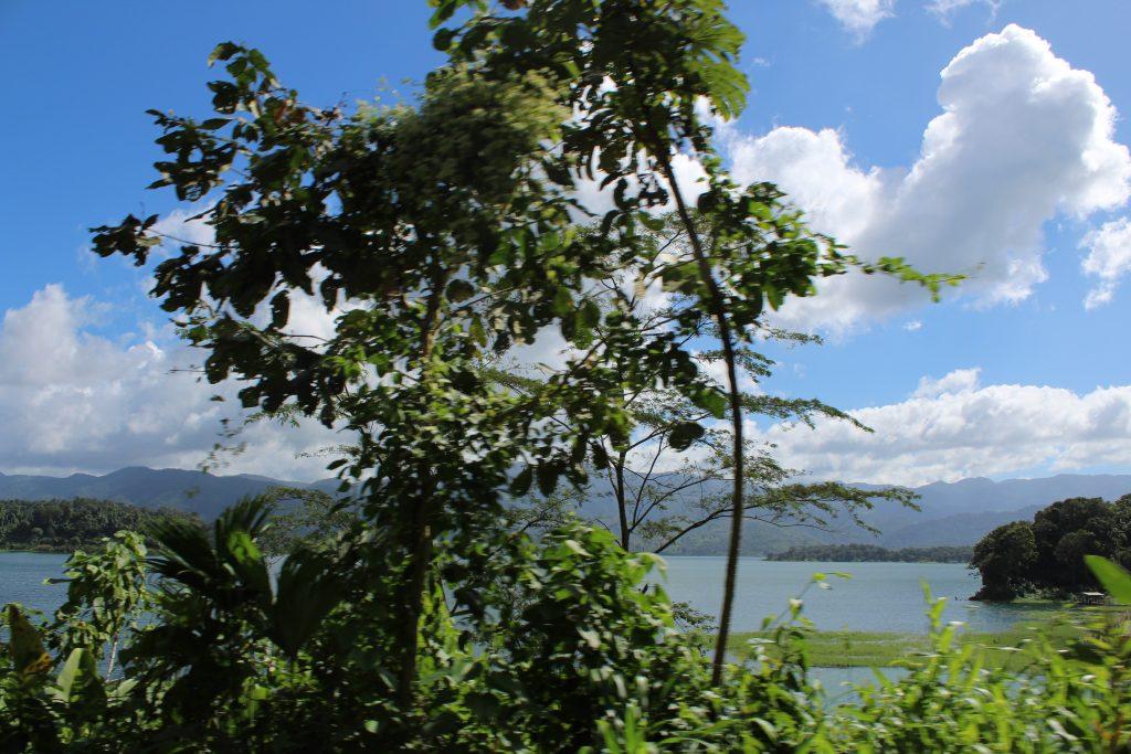 Anti-Aging Secrets around the World -Lake -  Costa Rica  Copyright - KENZA International Beauty  https://kenza-international-beauty.com