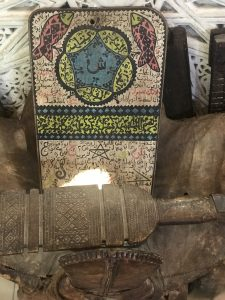 Crafts in Taroudant souk - Khadija Fajry