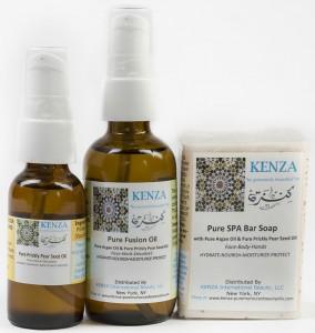 KENZA Pure Elixir Combo