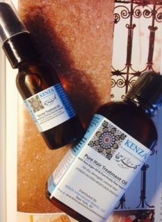 KENZA Pure Hair Treatment Oil