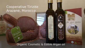 Cooperative Tirizite Arazane Morocco