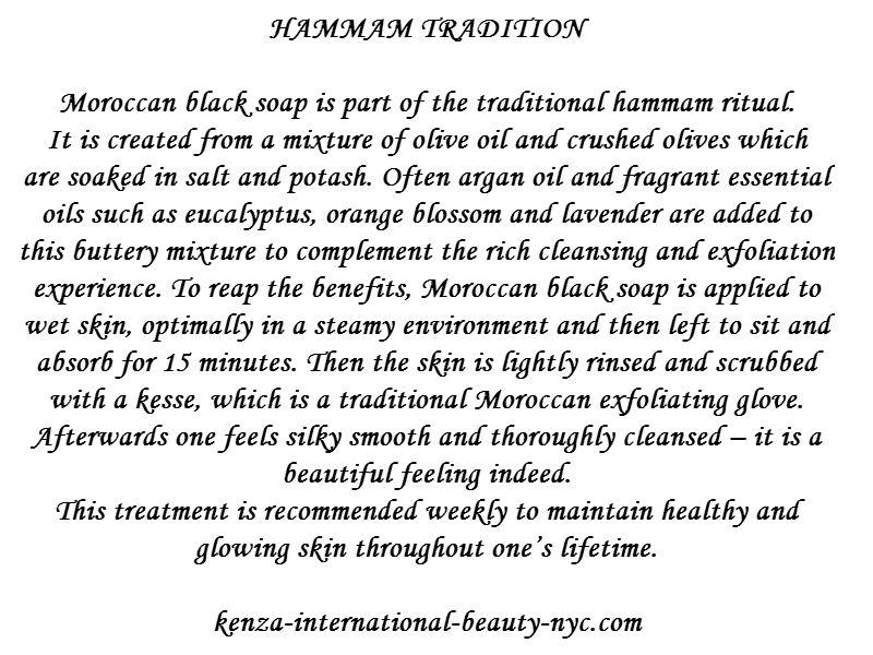 Hammam tradition