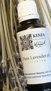 KENZA Pure Lavender Oil 1oz
