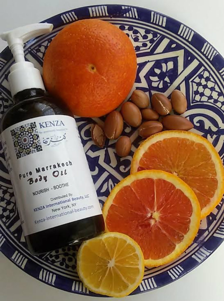 KENZA Pure Marrakech  Body | Bath | Massage Oil