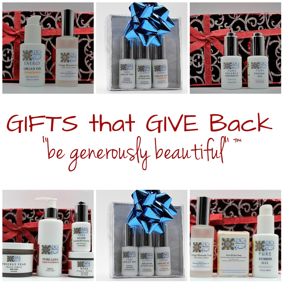 Gifts that Give Back for Any Occasions