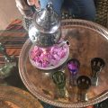 Moroccan Roses Tea by Mohamed