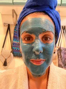 Blue Mask Rhassoul Neela
