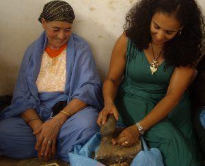 Khadija Fajry at Cooperative Tirizit in Arazane (65)
