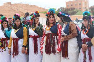 Moroccan Berber Women